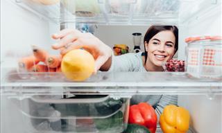 11 Consejos Para Almacenar Tus Alimentos De Forma Eficiente
