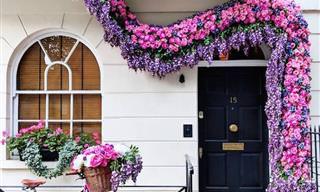 Hermosas Puertas En Londres