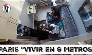 Así Es La Vida En París En Tan Solo 8 Metros Cuadrados
