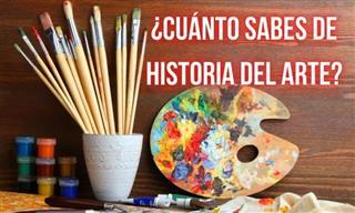 Test: La Fascinante Historia Del Arte