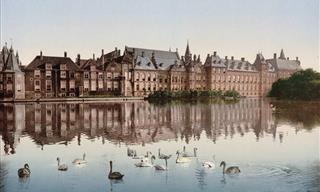 33 Postales Vintage De Los Países Bajos
