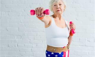 El Mejor Entrenamiento Para Tus Músculos Después De Los 50