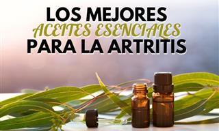 6 Aceites Esenciales Científicamente Probados Para La Artritis