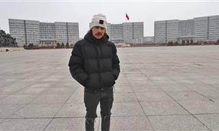 Conoce Ordos En China Una Ciudad Solitaria