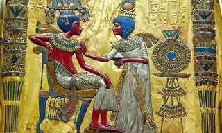 Increíbles Objetos Del Museo Del Cairo
