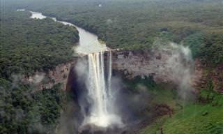 Guyana: Un Paraíso Exótico Frente a La Costa Caribeña