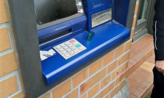 Descubre Cómo Se Roban Datos En Los Cajeros Automáticos