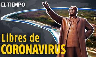 Estos Países Aún Están Libres De Coronavirus