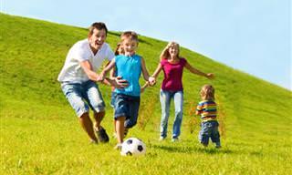 21 Juegos Para Compartir Con Tus Hijos