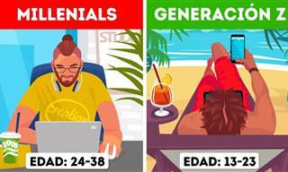La Generación a La Que Perteneces