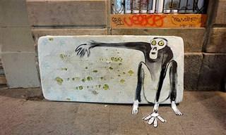 La Basura Convertida En Arte De Francisco De Pájaro