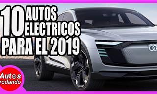 Los Autos Eléctricos Lanzados En 2019
