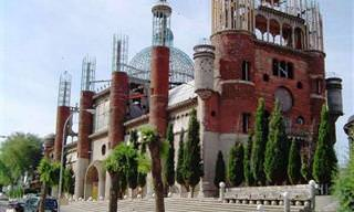 Esta Hermosa Catedral Es Única: Está Hecha De Basura