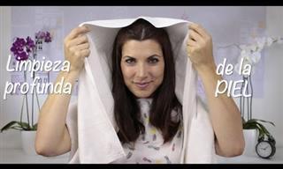 Cómo Hacer Una Limpieza Facial o De Cutis Profunda Casera