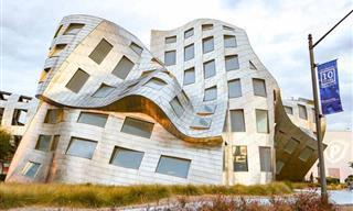 12 Edificios Extraños y Maravillosos Que Te Dejarán Boquiabierto