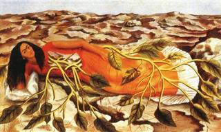 Icónicas Obras De Arte Realizadas Por La Pintora Mexicana Frida Kahlo