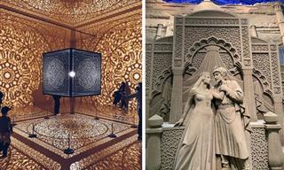 Los Museos Son Simplemente Tesoros: 16 Fotos Fascinantes
