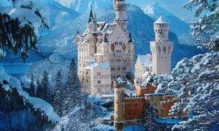 ¡10 Castillos Medievales Deslumbrantes!