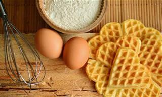 Cómo Preparar Los Waffles Más Deliciosos