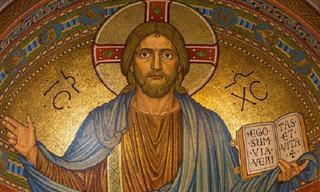 Chiste: Jesús En Un Bar