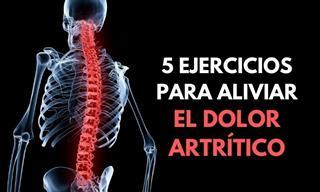 Sencillos Ejercicios Para Aliviar El Dolor De Artritis