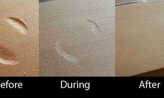 ¿Cómo Reparar Muebles Fácilmente?