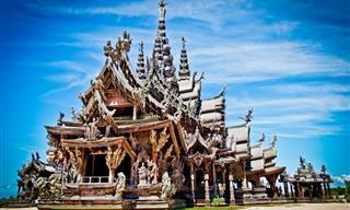 Estos 10 Templos Sagrados Te Conducirán a La Eternidad