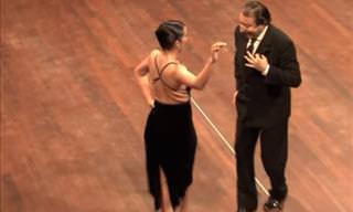 El Mejor Tango Que Jamás Has Visto
