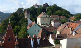 5 Auténticos Luagres Para Visitar En Transilvania, Rumania