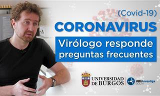 Coronavirus: Virólogo Responde a Preguntas