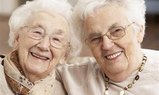 Las Personas Optimistas Viven Más Años