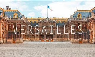 ¡Un Asombroso Video En 4K Del Palacio De Versalles!