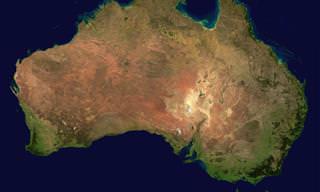 Mapa Interactivo: Conoce La Bella Australia