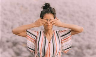 Yoga Ocular Para Aliviar La Fatiga Ocular