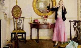 El Encantador Arte Campestre De Harold Harvey