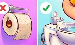 9 Cosas Que Haces Mal Todos Los Días