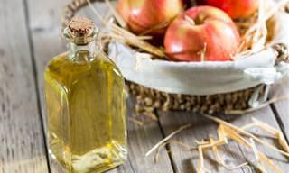 Beneficios y Usos Del Vinagre De Sidra De Manzana