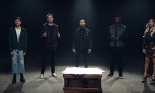 "Pentatonix Interpreta ""Imagine"" a Capella"
