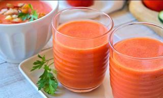 Prepara Un Gazpacho Andaluz, Fácil y Muy Rápido