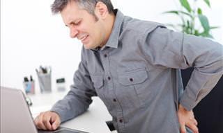 8 Hábitos Nocivos Que Pueden Producirte Dolor De Espalda