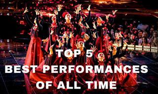 Disfruta De 5 Impresionantes Presentaciones De Baile