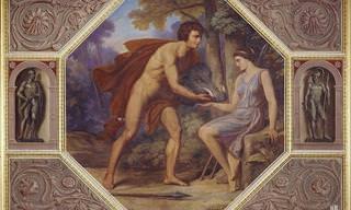6 Leyendas Heroicas De La Mitología Griega