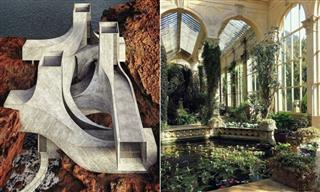 25 Maravillas Arquitectónicas Plasmadas En Estos Edificios