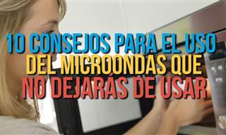10 Trucos Para El Microondas Que Debes Conocer