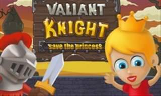 Juego: Ayuda Al Caballero a Salvar a La Princesa