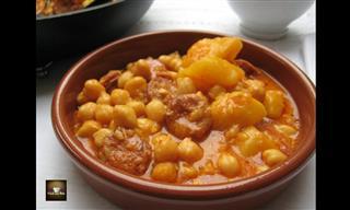 Cómo Hacer Un Potaje de Garbanzos con Chorizo y Patata