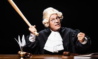 ¿Conoces El Chiste Del Juez Cascarrabias?