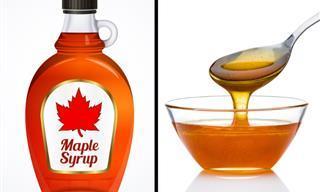 Jarabe De Maple o Miel Natural ¿Cuál Es Más Saludable?