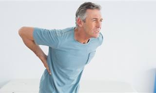 3 Prácticas Infografías Sobre El Dolor De Espalda