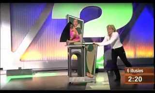 ¡Un Acto Increíble De 10 Ilusiones En 5 Minutos!
